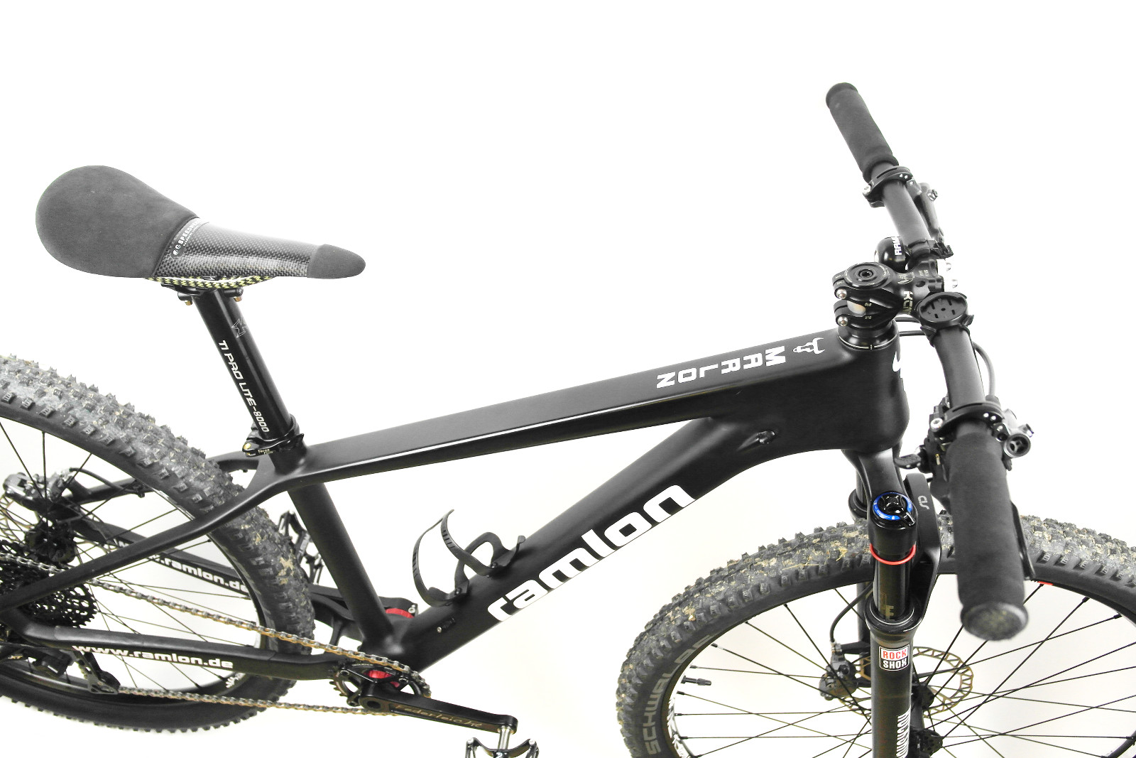 RAMLON IBEX 2015 Kinder Mountainbike